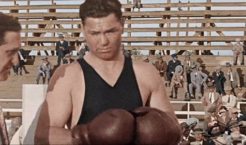 the world's best boxers Jack Dempsey