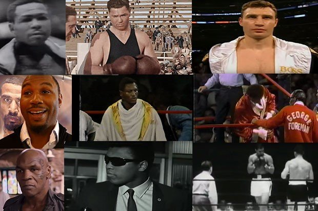 The World's Best Boxers