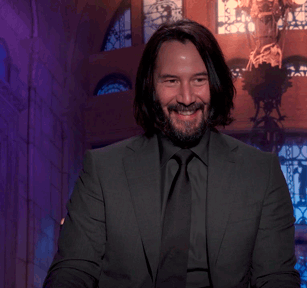 keanu reeves is icon