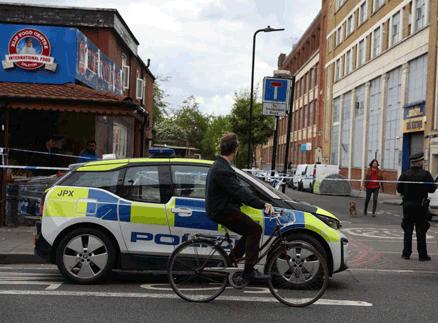 Most Dangerous Places in London