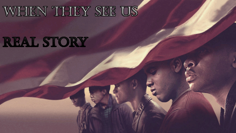 When They See Us Real Story